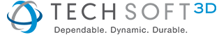 Tech Soft 3D logo